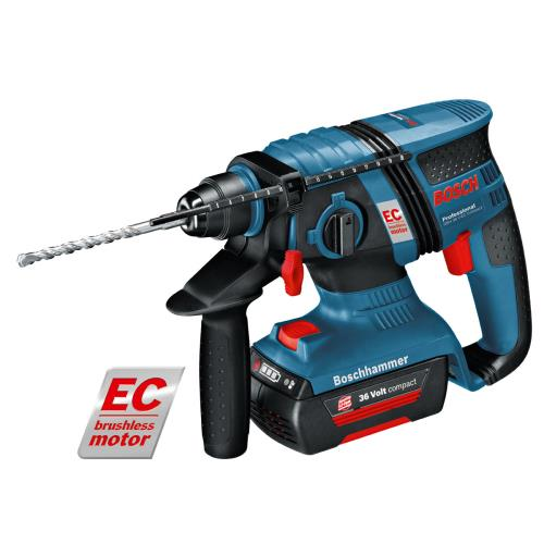 Bosch Gbh36vec Compact 36v Brushless Sds