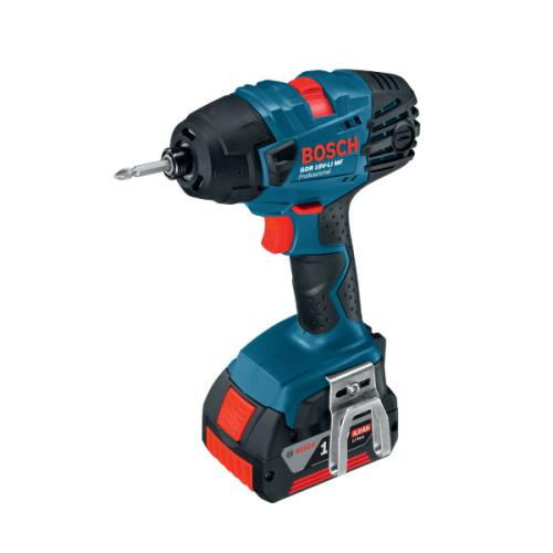 bosch gdr18v li 18v impact driver london power tools. Black Bedroom Furniture Sets. Home Design Ideas