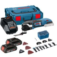 Bosch Gop18v-28 Starlock Multi-cutter Kit