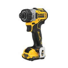 Dewalt Dcf601d2 12v Xr Brushless Screwdriver