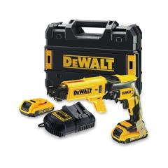 Dewalt Dcf620d2k 18v Collated Screw Gun