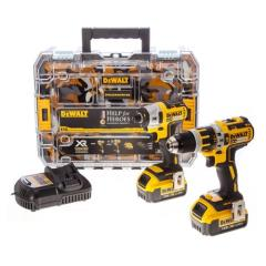 Dewalt Dck259m2t 18v 2 Piece Brushless Kit 4a