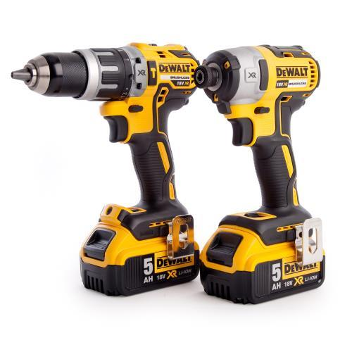 Dewalt Dck266p2t 18v 2pce Brushless Kit G2