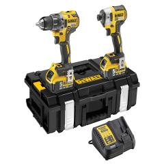 Dewalt Dck266p2 18v 2pce Brushless Kit G2