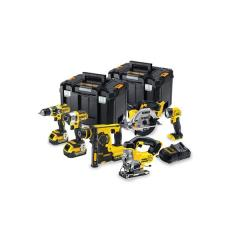 Dewalt Dck699m3t 18v 6pak(2 Cases) Brushless