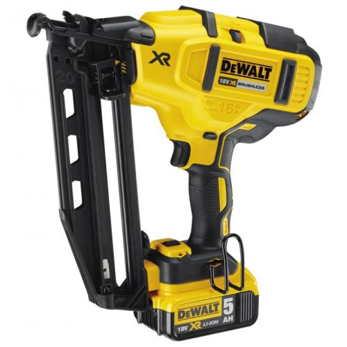 Dewalt Dcn660p2 2nd Fix Nailer