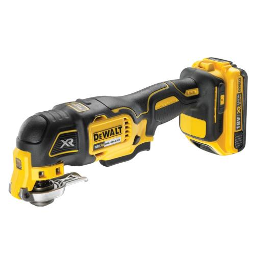 Dewalt Dcs355di-gb 18v Multitool