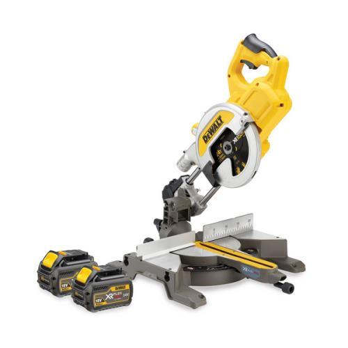 Dewalt Dcs777t2-gb 54v Mitre Saw