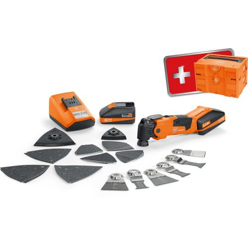 Fein Afmm18qsl Edition Cordless Multimaster