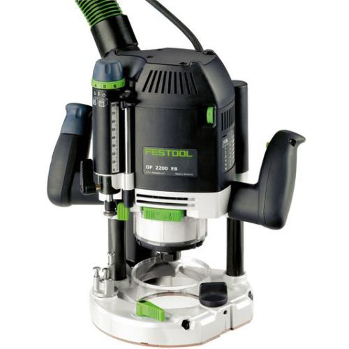 Festool Of 2200 Eb-set Gb 240v Router