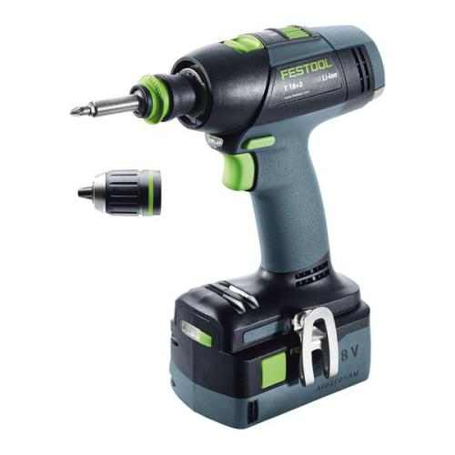 Festool 574757 T18+3 Li As 5.2-plus 18v Drill