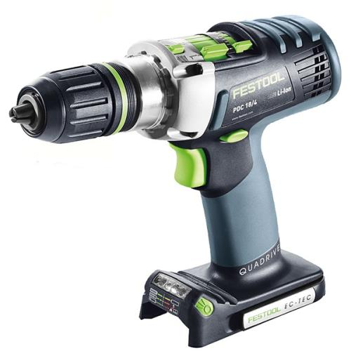 Festool Pdc 18/4 Li-basic Combi Drill (naked)