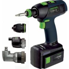 Festool T15.3 Li 2.6 Set Gb