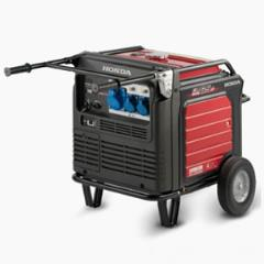Honda Eu70is 230v 7kw Inverter Generator