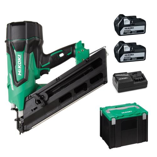Hikoki Nr1890 Dcjpz Firstfix Brushless Nailer