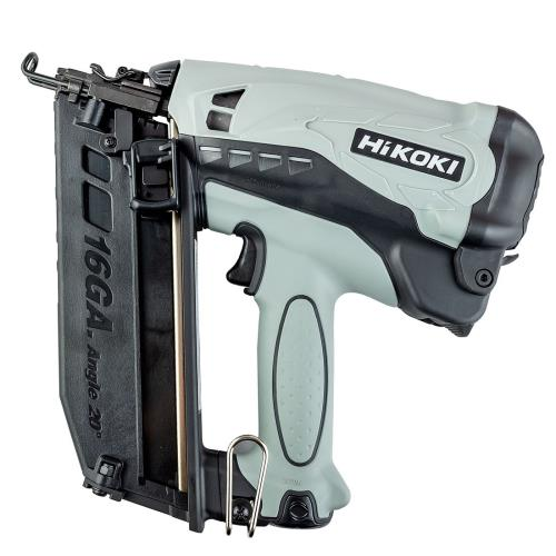 Hitachi Nt65gb Angled Finish Nailer
