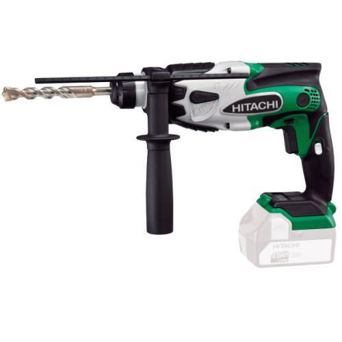 Hitachi Dh18dsl/w4 - 18v Sds+ Drill Body Only