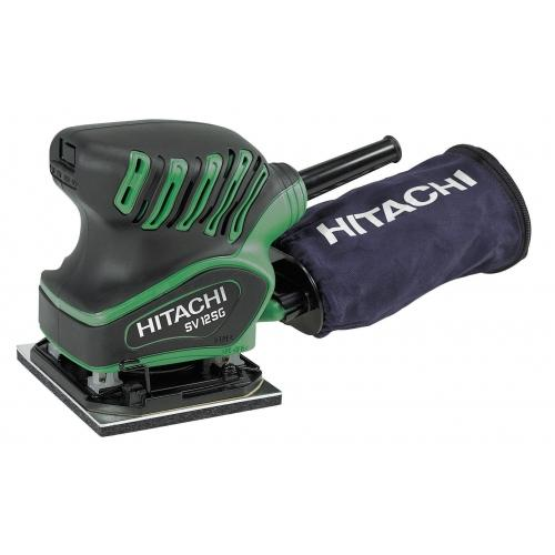 Hitachi Sv12sg 110v ¼ Sheet Palm Sander
