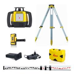 Leica Rugby 610 Laser Level Lithium-ion