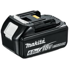 Makita Bl1860 18v 6.0ah Li-ion Battery