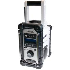 Makita Dmr104w Dab Site Radio White Edition