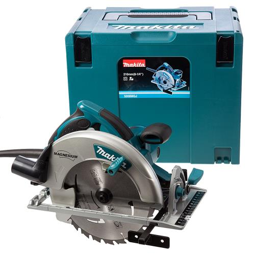 Makita 5008mgj 240v 210mm Circular Saw