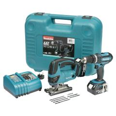 Makita Dk1893 2pc Li-on Combi Kit