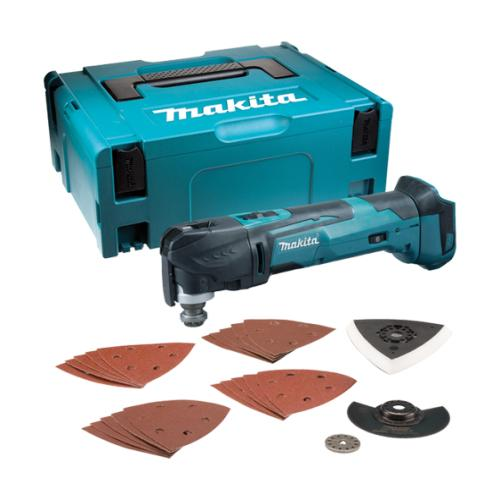 Makita Dtm51zjx7 18v Naked Multitool In Case
