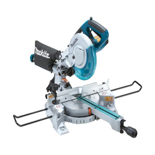 Makita Ls0815fl Slide Compound Mitre Saw 110v