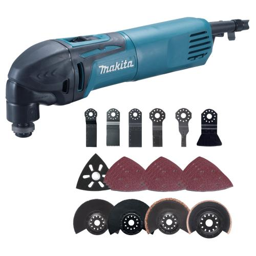 Makita Tm3000cx3 110v Multitool