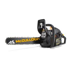 Mcculloch Cs410 Elite 18 Inch Petrol Chainsaw
