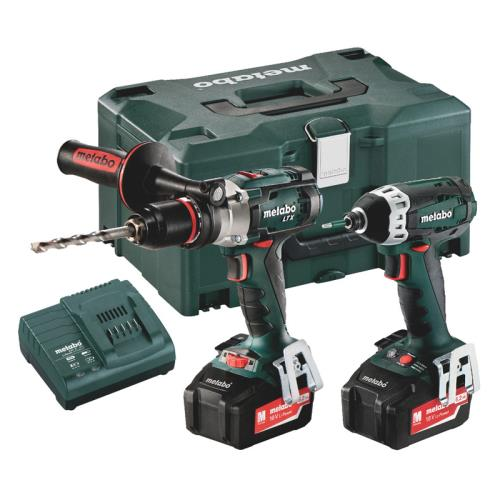 Metabo 18v Combo Set 2.1.5 Ltx (ge)