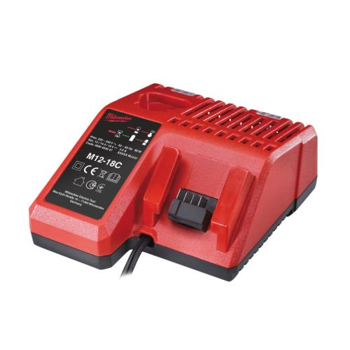 Milwaukee M12-18c 12v - 18v Multi Charger
