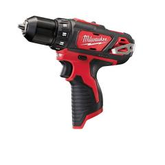 Milwaukee M12bdd-0 12v Drill Driver (naked)