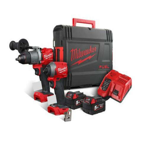 Milwaukee M18onepp2a-502x 18v  Twin Pack