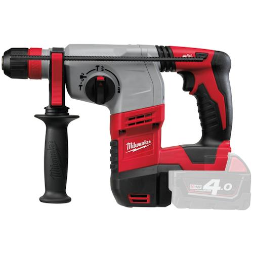 Milwaukee Hd18hx-0 18v Sds Drill Body Only