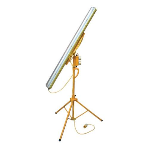 5ft Fluorescent Tripod Light 110v