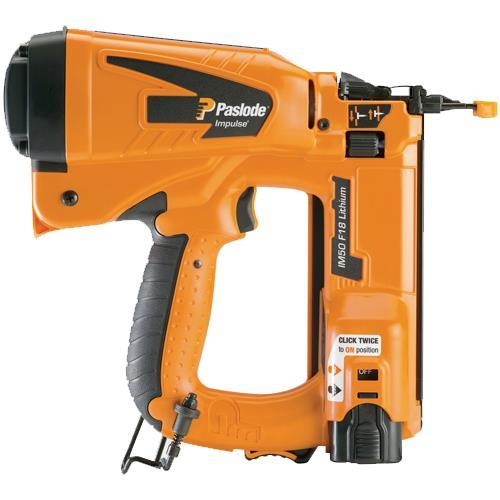 Paslode Im50 F18 Finish Straight Brad Nailer London