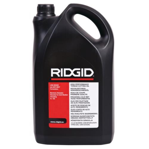 Ridgid Cutting Oil - 5 Litres