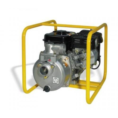 Wacker Neuson Pg2 Semi - Trash Engine Driven