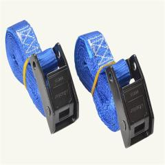 Master Lock Lashing Strap Coloured 2.5m 2pcs