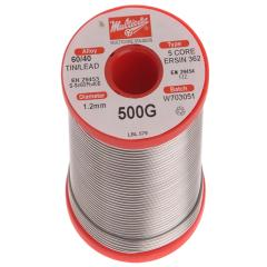 Multicore Wk618 60/40 Solder 1.2mm Diameter