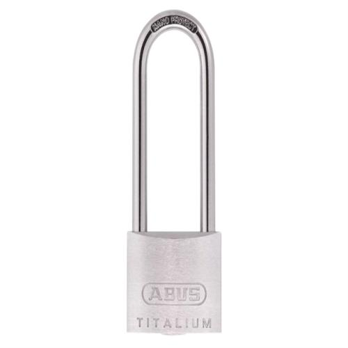 Abus 64ti 30mm Titalium Padlock 60mm Long