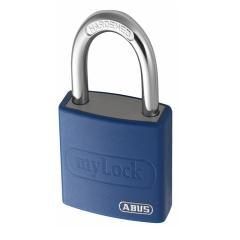 Abus T65al 40mm My Lock Alu Padlock Blue