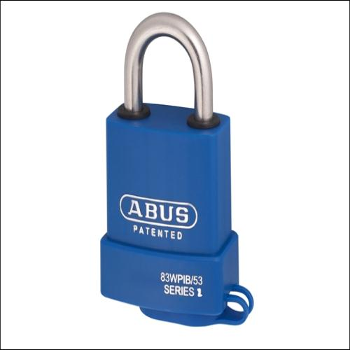 Abus 83 53 Submariner Brass Body Shackle Padl