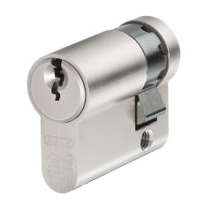 Abus E60np Half Tube Nickel Pearl 10mm/45mm