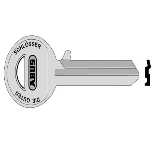 Abus 85/70 Left Hand Key Blank