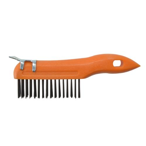 Bluespot Plastic Wire Brush & Scraper