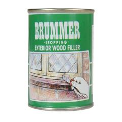 Brummer Exterior Stopping Medium Dark Mahogan