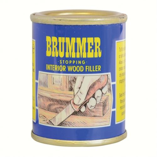Brummer Inner Stopping Small Ebony